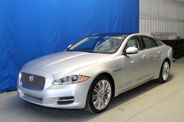 used 2012 jaguar xj base for sale wichita ks. Black Bedroom Furniture Sets. Home Design Ideas