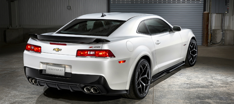 Chevy Camaro Design Changes Through The Generations