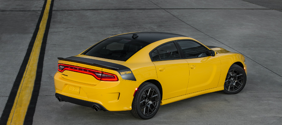 dodge charger daytona roof design