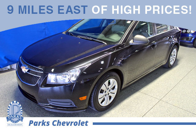 used 2012 chevy cruze ls for sale near wichita ks. Black Bedroom Furniture Sets. Home Design Ideas