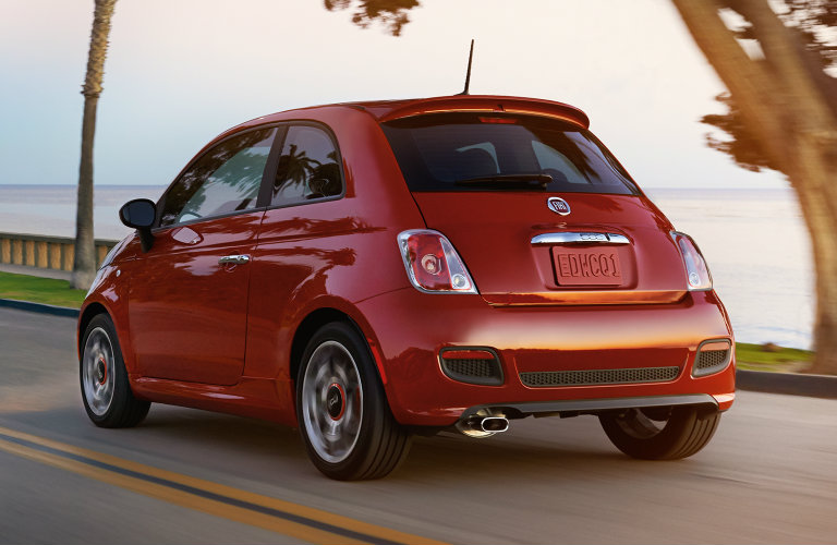 10 Most Comfortable Cars Under 30 000 2015: The Fiat 500 In Top 10 Coolest Cars Under ,000