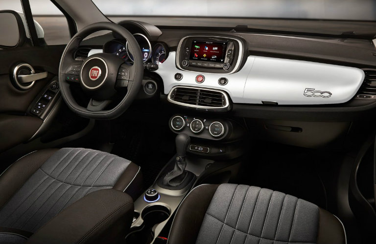 Interior Color Options 2017 Fiat 500X