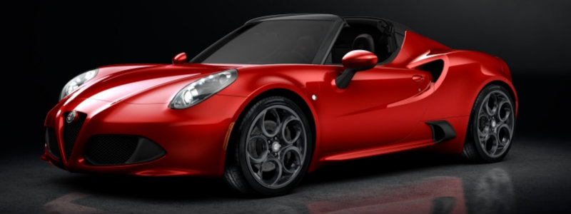 2017 alfa romeo 4c exterior color options. Black Bedroom Furniture Sets. Home Design Ideas
