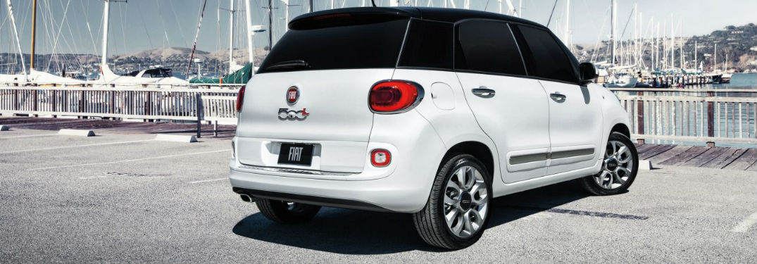 how much room does the fiat 500l have. Black Bedroom Furniture Sets. Home Design Ideas