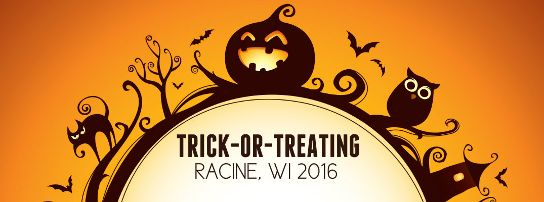 trick or treating hours and date 2016