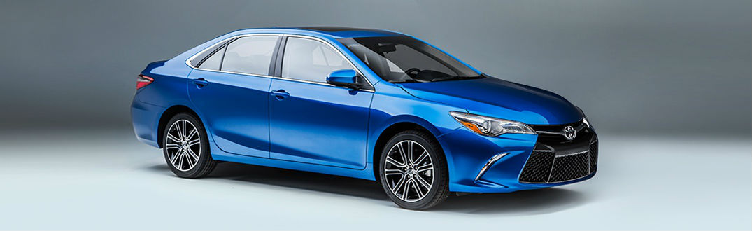 2016 Toyota Camry Se Release Date