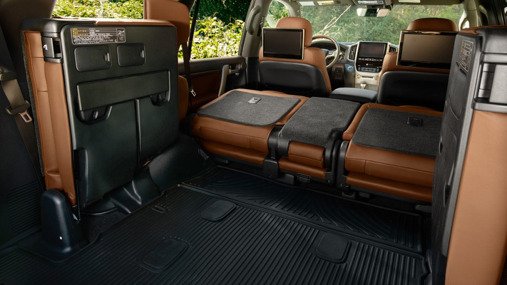 toyota 4runner cargo volume. Black Bedroom Furniture Sets. Home Design Ideas