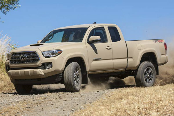 2016 tacoma color choices - Paint Color Options
