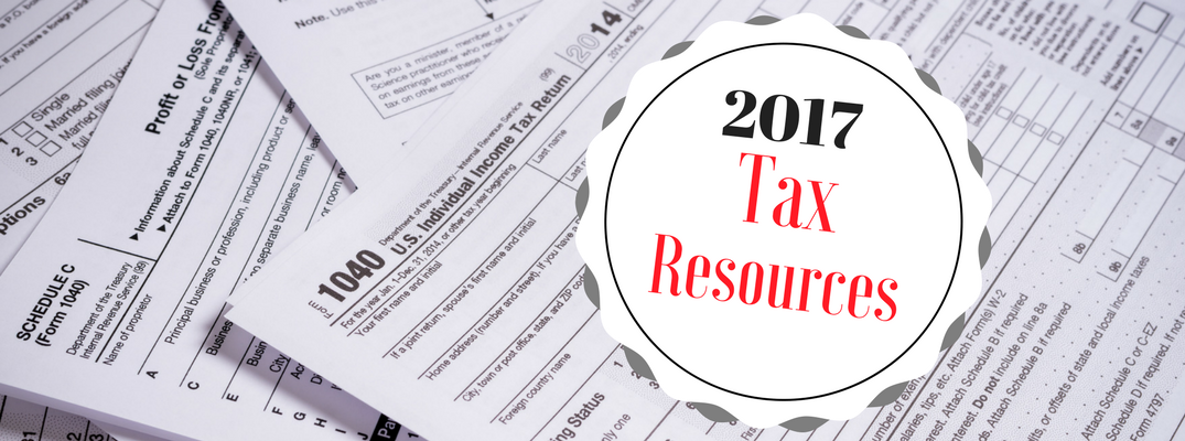 2017 Tax Filing Resources in and around Fairmont WV