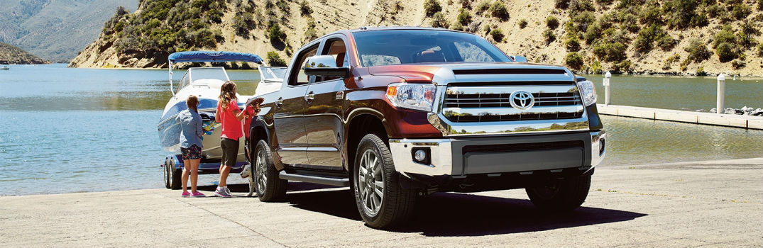 2017 Toyota Tundra Specs and Features