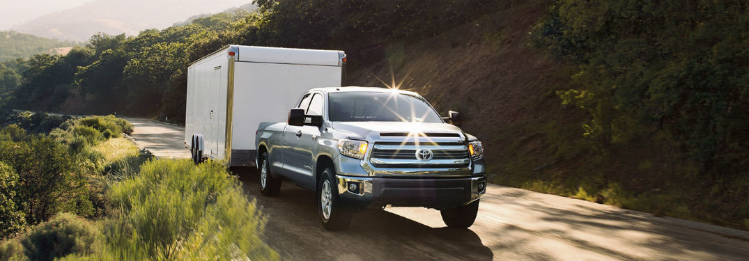 2017 Toyota Tundra Towing and Cargo Capabilities