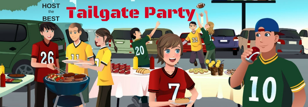 What Must I Bring in Order to Throw the Best Tailgate Party?