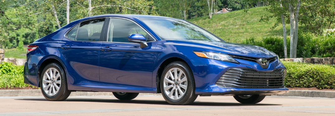 Come See the Stylish and Safe 2018 Toyota Camry