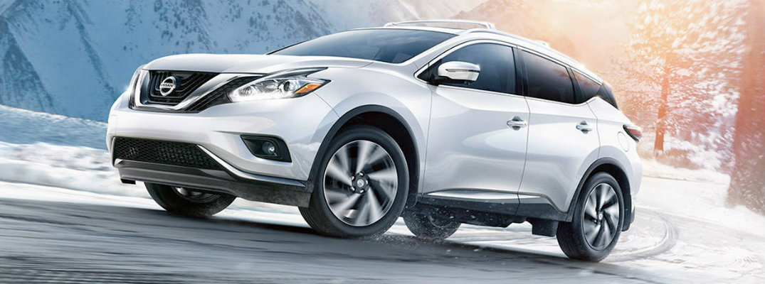 2017 Nissan Murano Fuel Economy and Driving Range