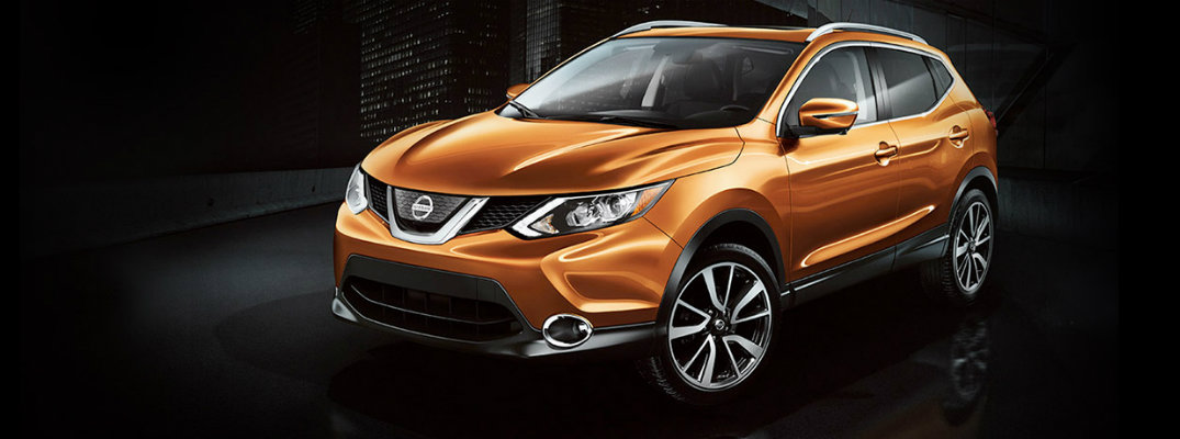 Price of the 2017 Nissan Rogue Sport