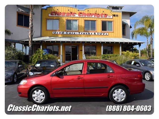 Sold 2005 Toyota Corolla Ce Dealer Inspected Oil Changed And