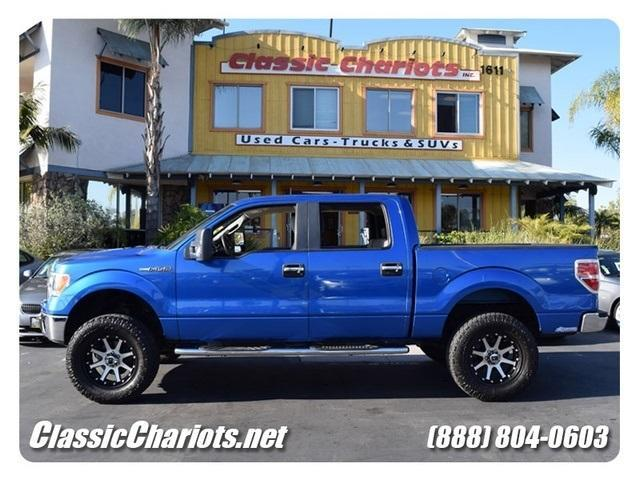 Used Cars For Sale in San Diego & SOLD**2009 Ford F-150 XLT - Bluetooth Oil Changed LIFTED - Used ... markmcfarlin.com