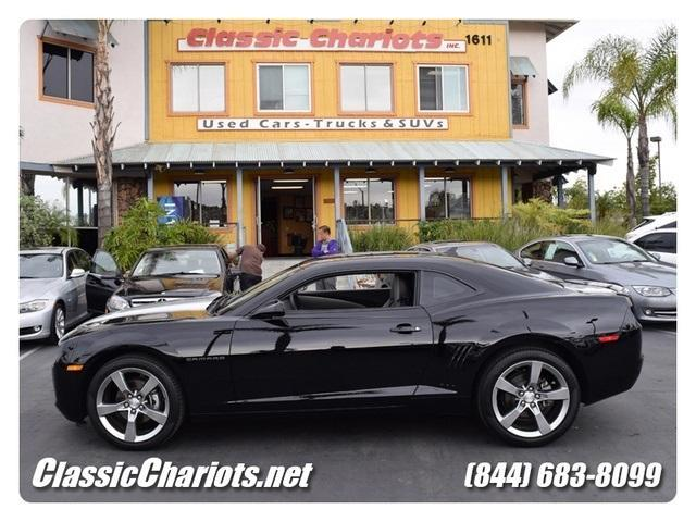 Sold 2010 Chevrolet Camaro Lt Bluetooth Low Miles One Owner