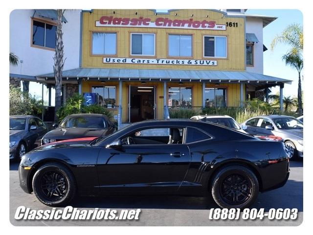 Honda Dealer San Diego >> **SOLD**2012 Chevrolet Camaro LS - Bluetooth, One Owner, Clean Vehicle History Report - Used ...