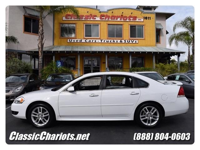 sold 2013 chevrolet impala ltz   dual power seats leather upholstery and moonroof   used