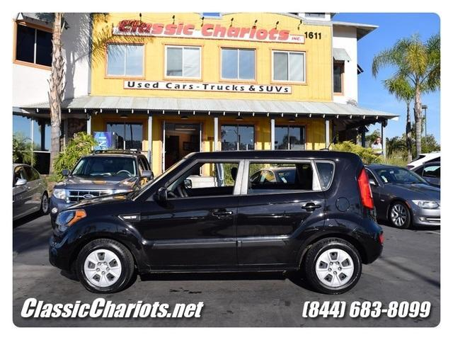 2012 kia soul   4 new tires   bluetooth and ipod amp usb connection   used cars for sale in san