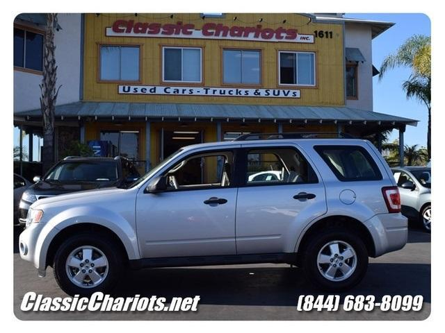 Sold 2012 Ford Escape Xls Luggage Rack Clean Vehicle History