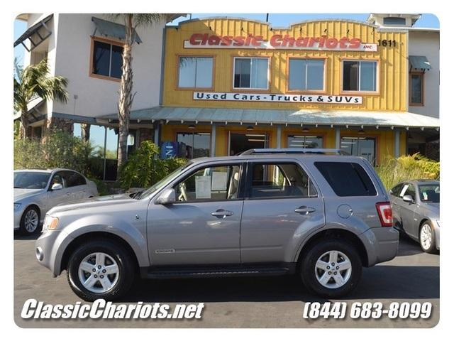 Sold 2008 Ford Escape Hybrid Nav Awd Navigation Clean Vehicle