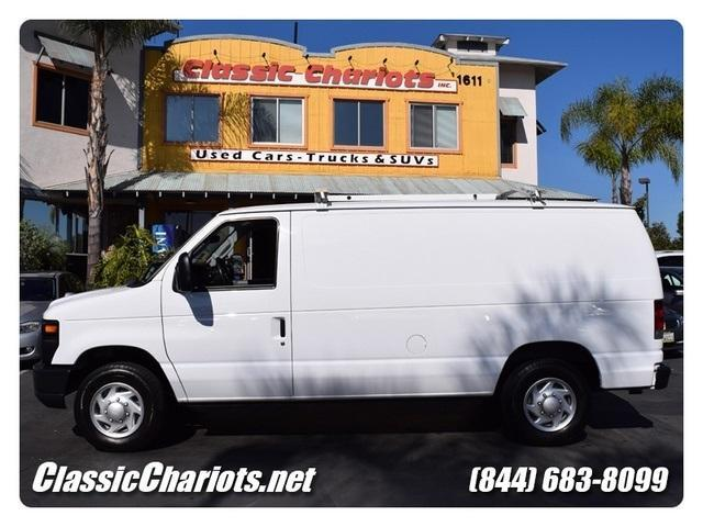 Used Cargo Vans For Sale By Owner >> 2012 Ford E 150 Cargo Van One Owner Clean Vehicle History Report