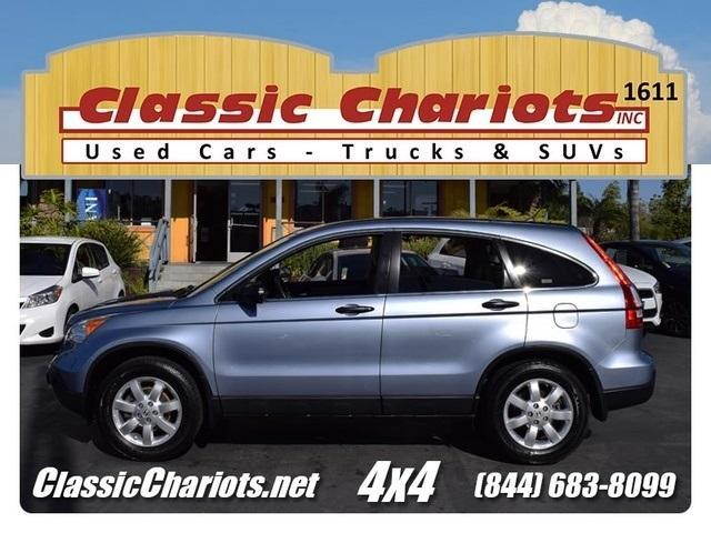 used 2007 honda cr v ex awd with moonroof factory alloy wheels clean vehicle history report. Black Bedroom Furniture Sets. Home Design Ideas