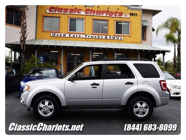 Sold Used 2012 Ford Escape Xlt With Power Drivers Seat Fresh Oil