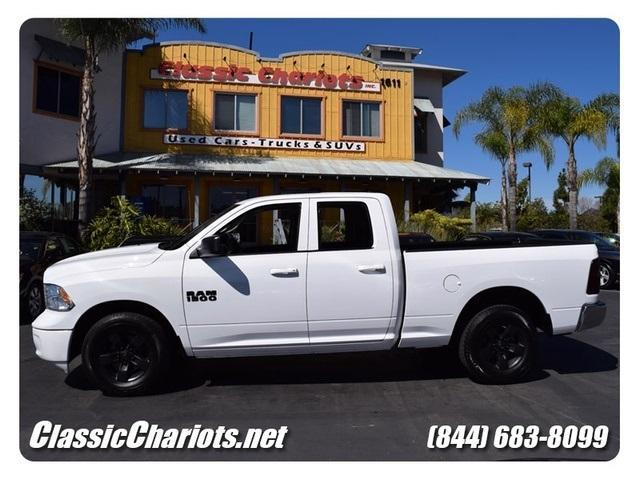 Sold Used 2013 Dodge Ram 1500 Tradesman With Spray In
