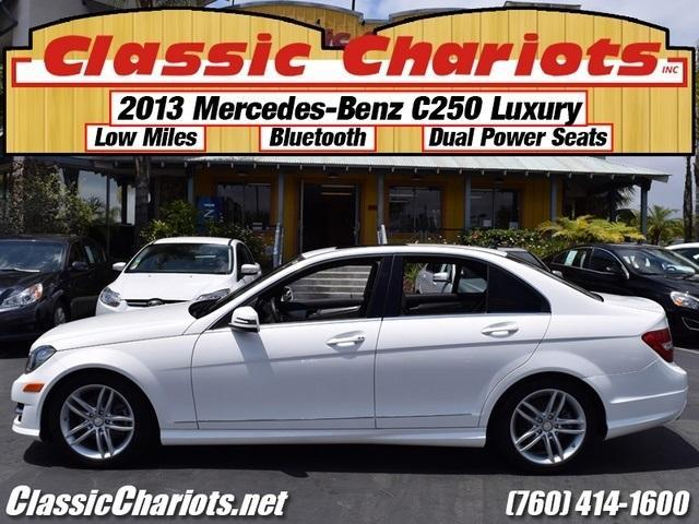 Used mercedes benz archives classic chariots for Mercedes benz oil change near me