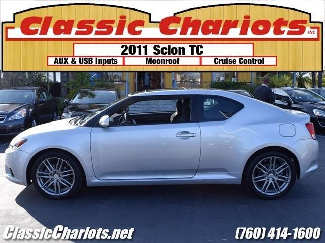 Sold Used 2011 Scion Tc With Moonroof Pioneer Stereo And Clean
