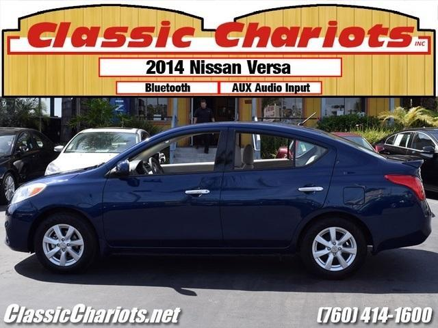 Used 2014 Nissan Versa 1.6 SV with Bluetooth, New Front Brakes and ...