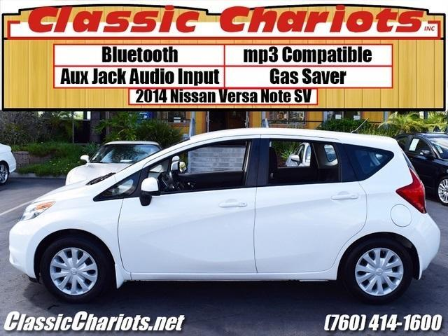 SOLD Used Car Near Me 2014 Nissan Versa Note SV with
