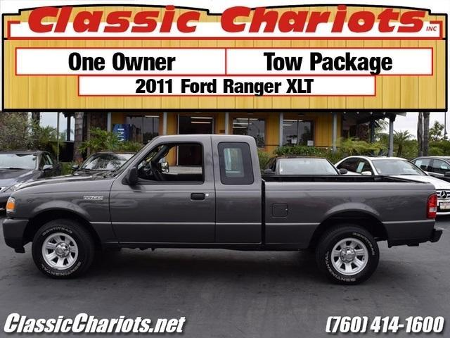 sold**used vehicles near me- 2011 ford ranger xlt with one owner