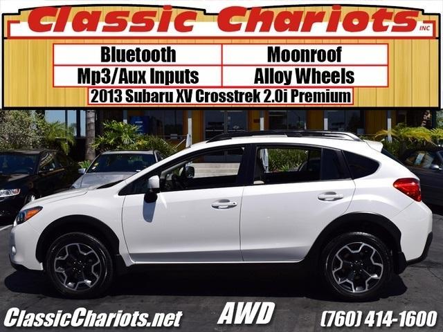 Sold Used Suv Near Me Subaru Xv Crosstrek Premium For