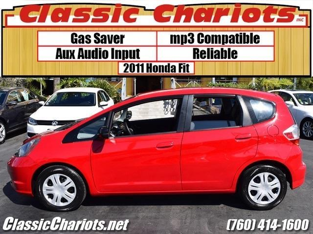 Sold Used Car Near Me 2011 Honda Fit With Power