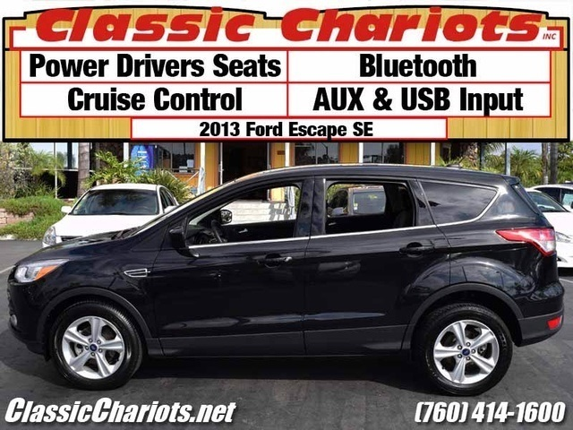 used suv near me 2013 ford escape se with bluetooth cruise control aux usb input for sale. Black Bedroom Furniture Sets. Home Design Ideas