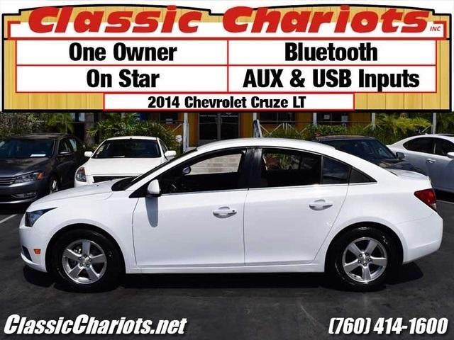 sold used car near me 2014 chevrolet cruze 1lt auto with on star bluetooth aux usb. Black Bedroom Furniture Sets. Home Design Ideas