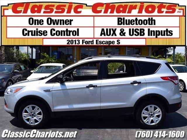 sold used suv near me 2013 ford escape s with bluetooth cruise control and aux usb. Black Bedroom Furniture Sets. Home Design Ideas