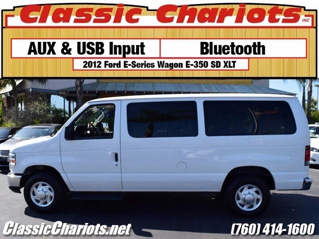 sold used van near me 2012 ford e series wagon e 350. Black Bedroom Furniture Sets. Home Design Ideas