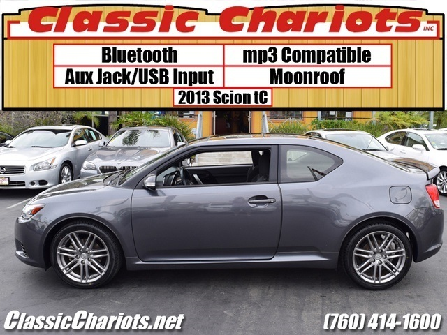 sold used car near me 2013 scion tc with bluetooth moonroof aux usb input for sale in. Black Bedroom Furniture Sets. Home Design Ideas