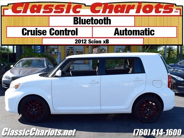 sold used car near me 2012 scion xb with bluetooth cruise control and automatic for sale. Black Bedroom Furniture Sets. Home Design Ideas
