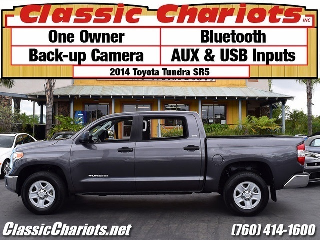 used truck near me 2014 toyota tundra sr5 crewmax with one owner back up camera and. Black Bedroom Furniture Sets. Home Design Ideas