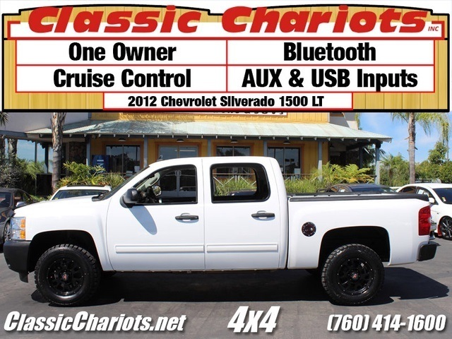 sold used truck near me 2012 chevrolet silverado 1500 lt with bluetooth cruise control. Black Bedroom Furniture Sets. Home Design Ideas