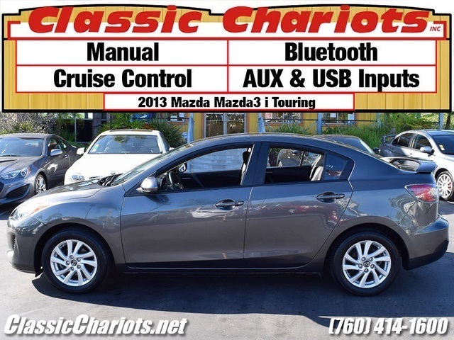 sold used car near me 2013 mazda mazda3 i touring with bluetooth aux usb inputs and. Black Bedroom Furniture Sets. Home Design Ideas