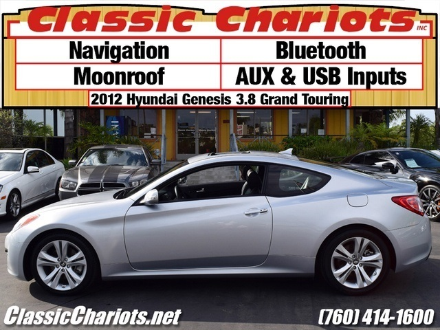 sold used car near me 2012 hyundai genesis coupe 3 8 grand touring with navigation. Black Bedroom Furniture Sets. Home Design Ideas