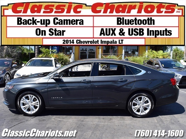 sold**used car near me - 2014 chevrolet impala lt with bluetooth