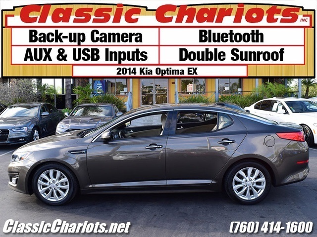 sold used cars near me 2014 kia optima ex with back up camera bluetooth and double sunroof. Black Bedroom Furniture Sets. Home Design Ideas